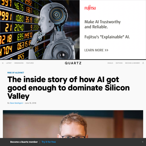 The inside story of how AI got good enough to dominate Silicon Valley