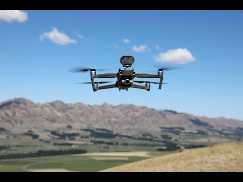 Barking drones used on farms instead of sheep dogs