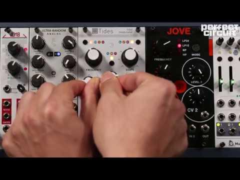 Mutable Instruments Tides 2018 Version