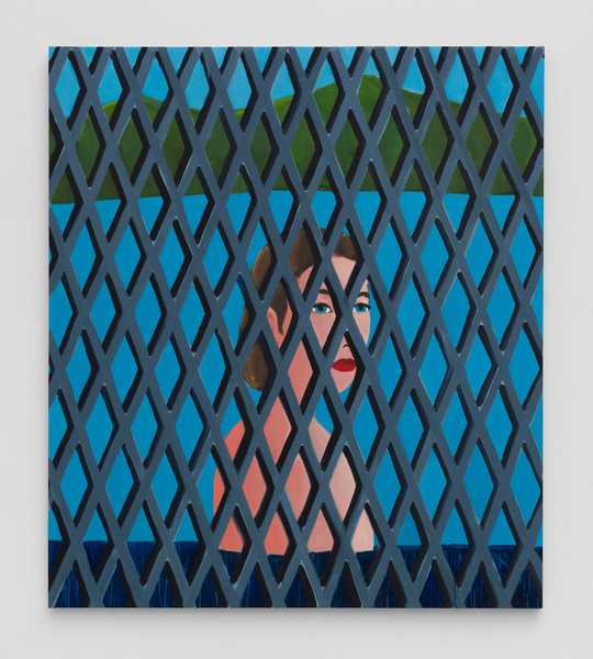 2019.03 Becky Kolsrud: Art Basel Hong Kong , Compression and Fragmentation (Single Figure), 2019