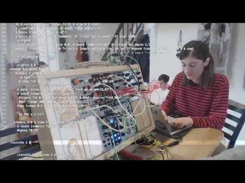 TOPLAP birthday stream - an 84 hour livestream celebrating 15 years of the live coding community