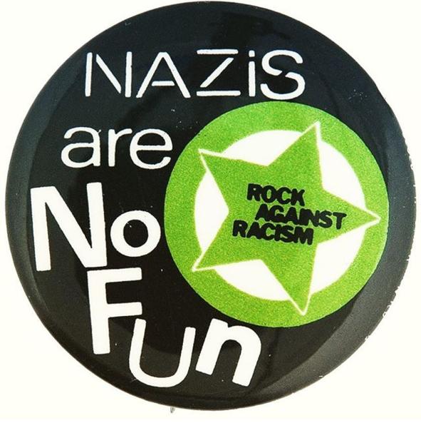 Nazis Are No Fun