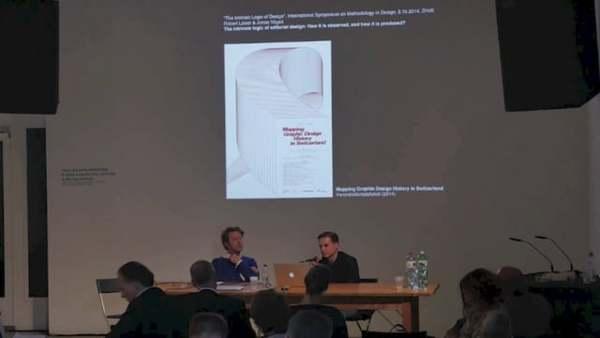 Intrinsic Logic of Design - Discussion III: Jonas Vögeli & Robert Lzicar