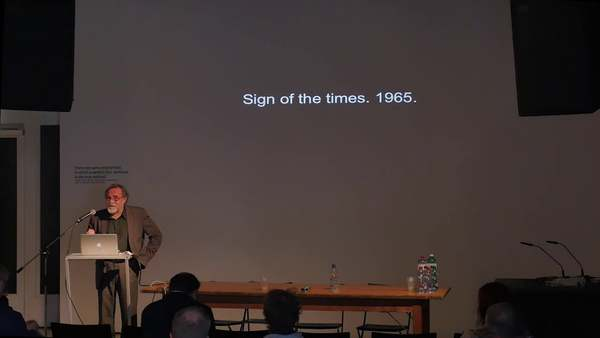 Intrinsic Logic of Design - Alfred Nordmann: Designs on Design. Governing the Knowledge Society