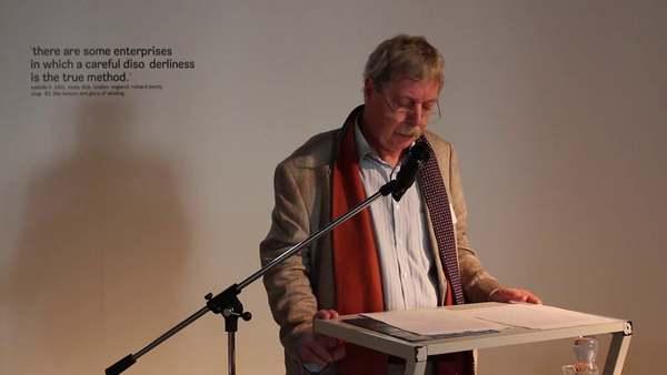 Intrinsic Logic of Design - Hans-Jörg Rheinberger: The Problem of Design in Research