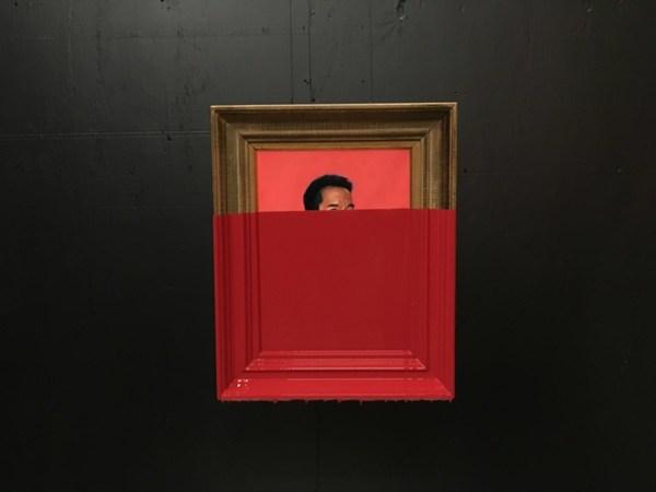 Oliver Jeffers - John Maeda portrait
