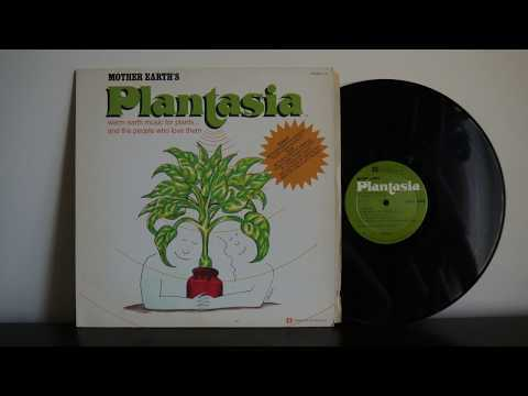 Mort Garson - Mother Earth's Plantasia (1976)  Homewood Records - H-101