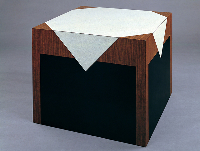 Richard Artschwager, Description of Table (early 60s)