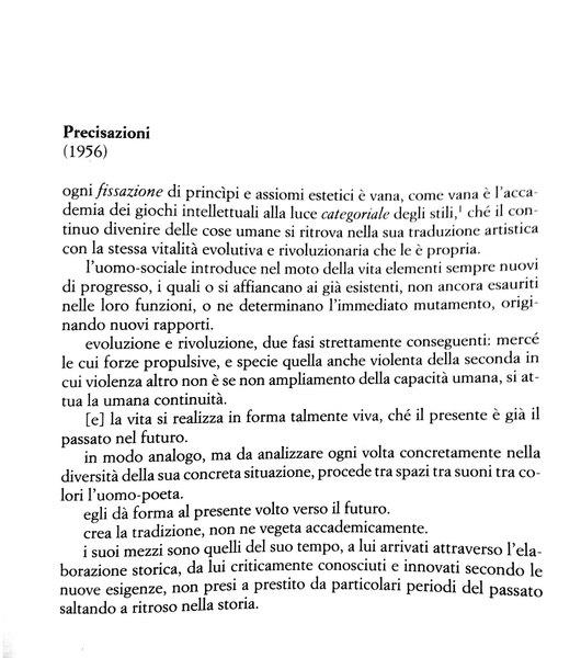 Anacronismo in Luigi Nono