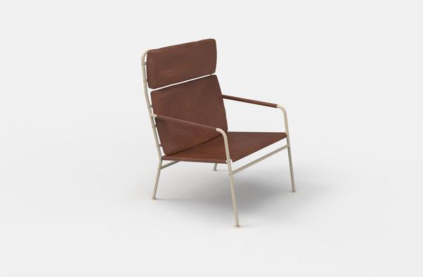 Pioneer Lounge Chair