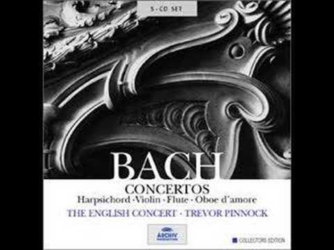 Bach - Harpsichord Concerto No.5 in F Minor BWV 1056 - 2/3