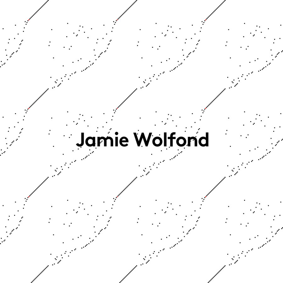 Jamie Wolfond is a Brooklyn-based designer originally from Toronto. He is curious about materials, patterns, colours, simple physics and manufacturing systems.