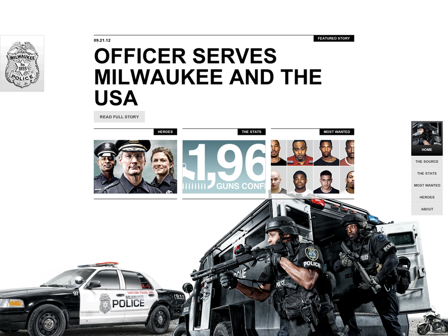 We created The Source to give you the genuine, unfiltered information from us - from the latest crime stats to a hard-hitting story about an officer's work that you won't see anywhere else. We'll correct the news stories that got it wrong, and we'll highlight the ones that got it right.