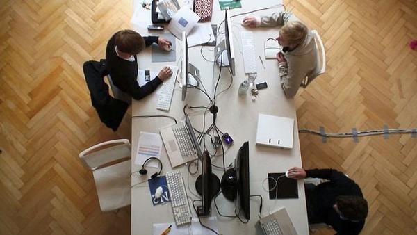 Making Of Bureau Mirko Borsche