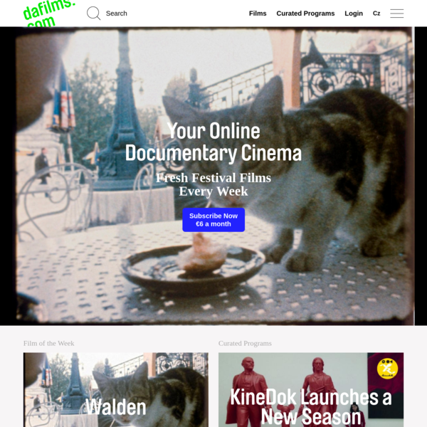 dafilms.com - Your Online Documentary Cinema
