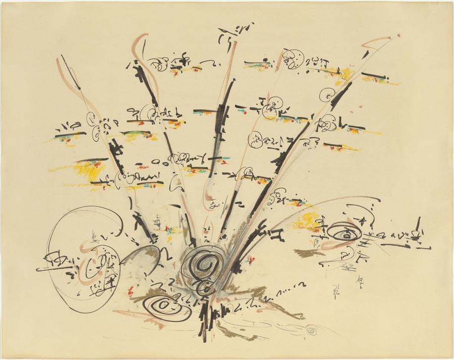 Gordon Matta-Clark, Energy Tree, 1972-73