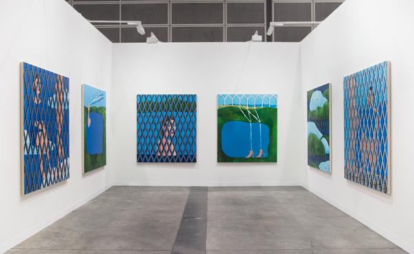 2019.03 Becky Kolsrud: Art Basel Hong Kong , Art Basel Hong Kong, 2019