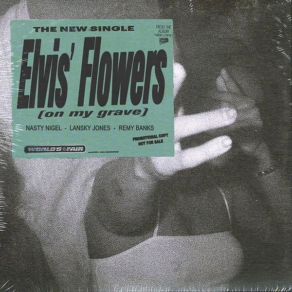 """95 Likes, 4 Comments - World's Fair Collective 🌐 (@worldsfair) on Instagram: """"THE BASTARDS ARE BACK! Elvis' Flowers (On My Grave) The First Single Off Our Debut Album..."""""""