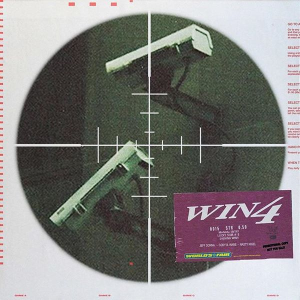 """"""" WIN4 """" 🎲💵 The Second Single Off Our Debut Album ...⠀⠀⠀⠀⠀⠀ """" NEW LOWS """" Drops 12a Midnight On all Streaming Services"""