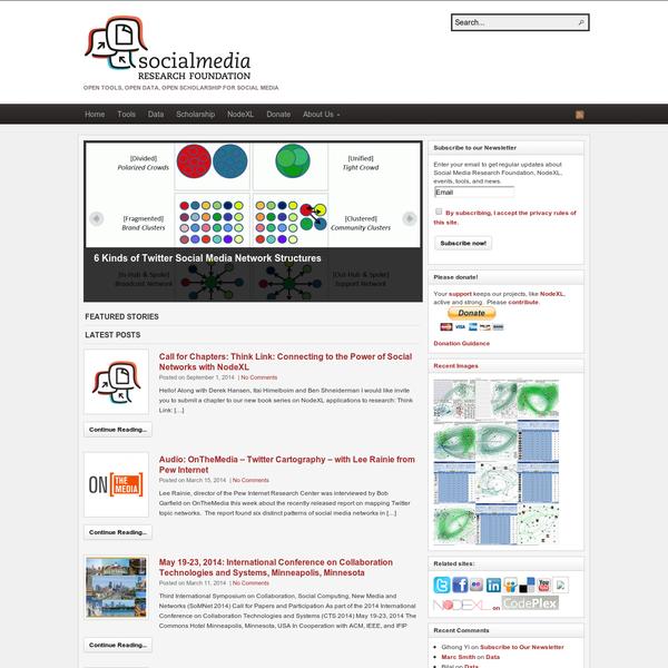 Social Media Research Foundation