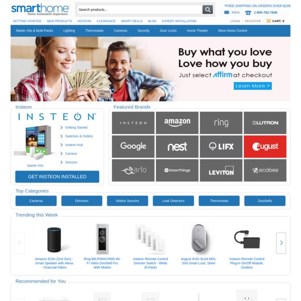 Smarthome - Home Automation