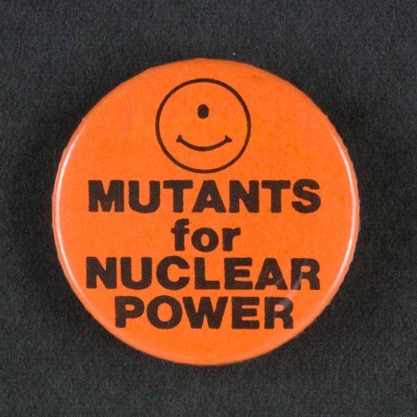 Mutant for Nuclear Power