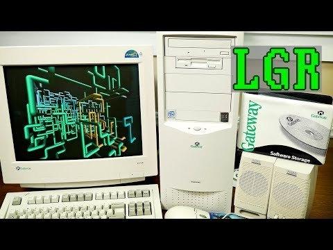 LGR - Restoring a 1999 Gateway Essential 450 PC