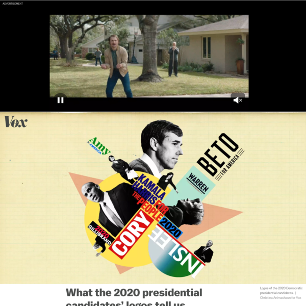 The logo primary: 3 design experts explain the 2020 candidates