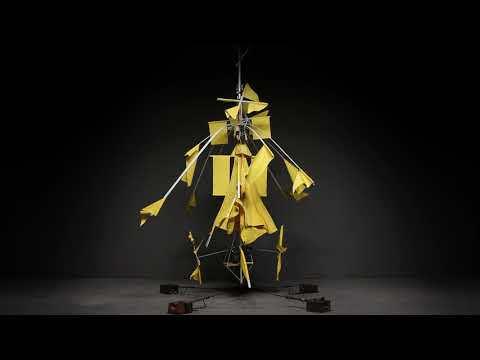 "Craig Green designs ""wearable habitats"" for Moncler"