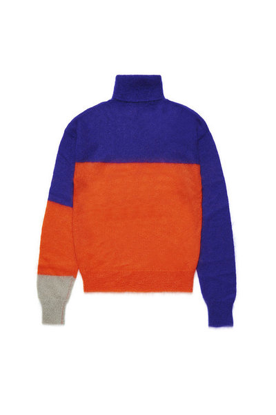 Fitted Mohair Jumper