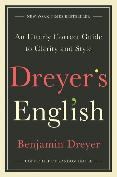 Dreyer's English, Benjamin Dreyer