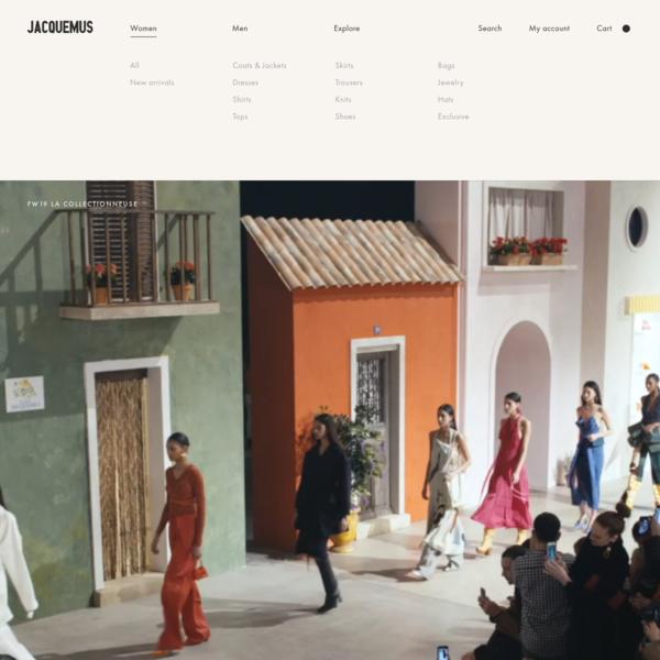 JACQUEMUS | Official website