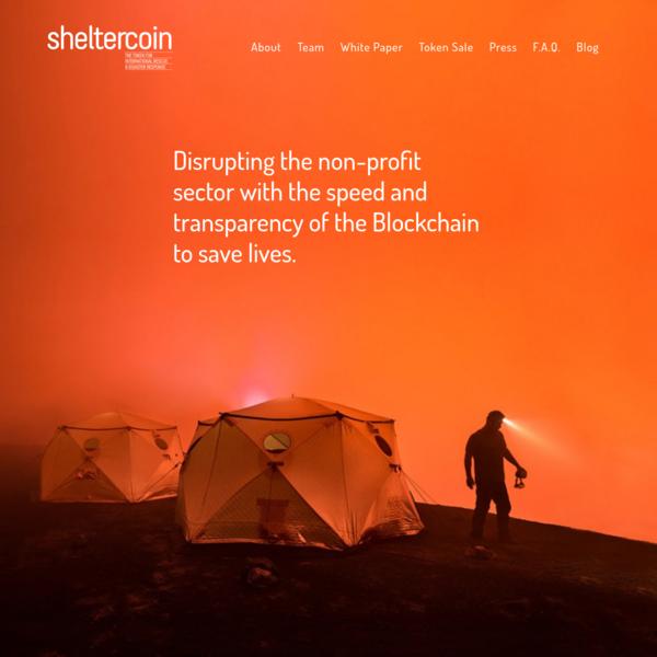 Sheltercoin.io