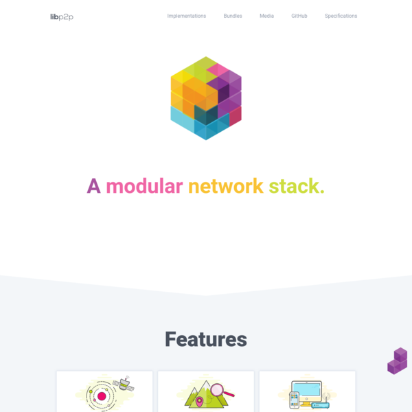 libp2p - A modular network stack