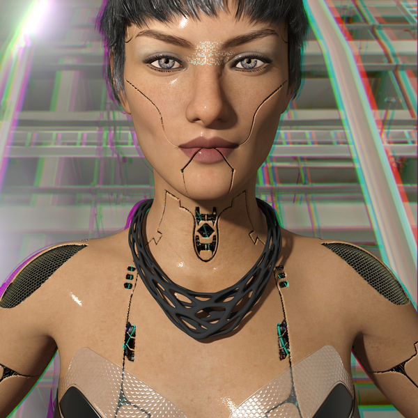 close-up-robot-wearing-Xover0-Gravity-collar-necklace.jpg