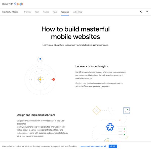 Masterful Mobile Web