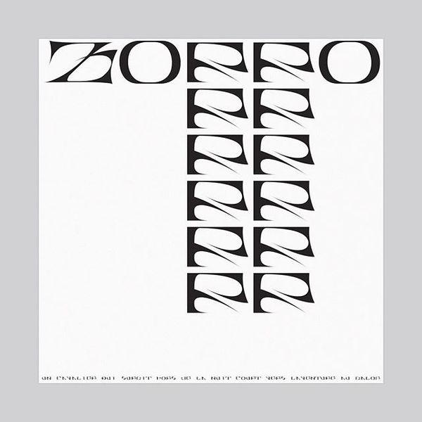Typeface experimentation