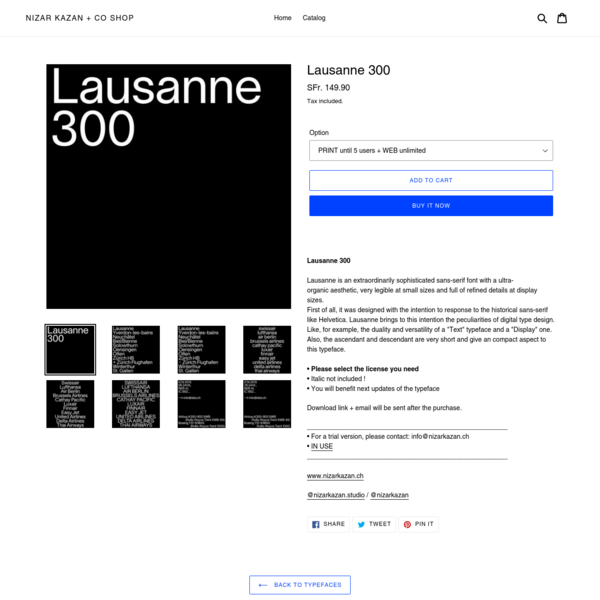 Lausanne 300