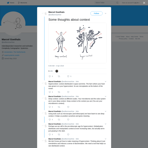 Marcel Goethals on Twitter