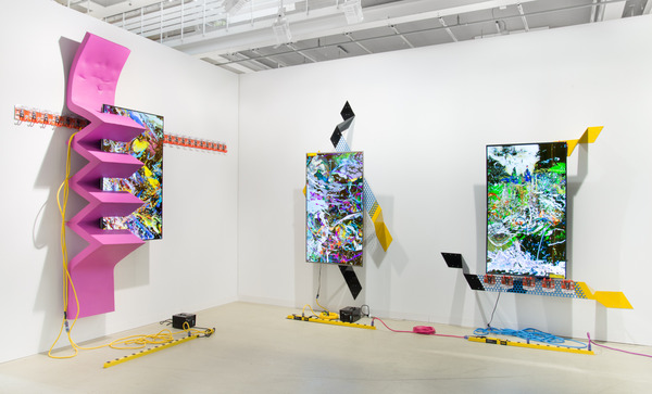 2015.06 Borna Sammak : Art Basel, CH, Statements, 2015