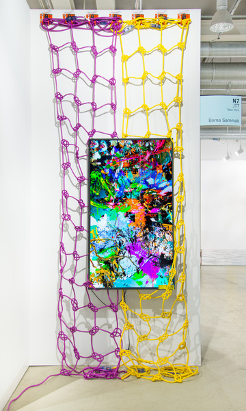 2015.06 Borna Sammak : Art Basel, CH, Not Yet Titled, 2015