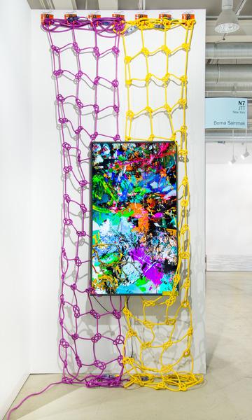 2015.06 Borna Sammak : Art Basel, CH, Not Yet Titled, 2015