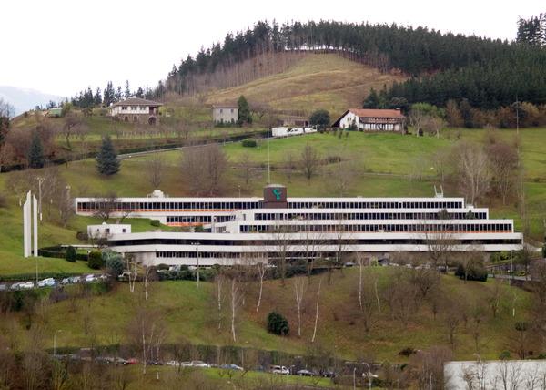 Caja Laboral Headquarters