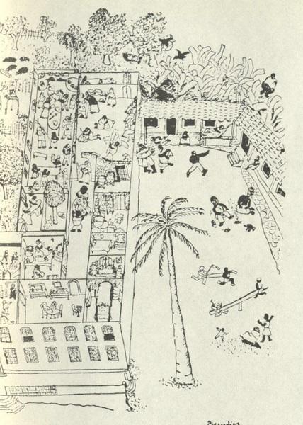 Casa Grande Illustration 2