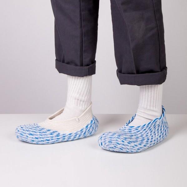 Doug Johnson, slippers