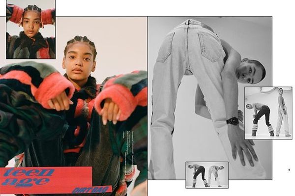 TEENAGE DIRTBAG Y/Project spread for @seditionmagazine photos by @tylerkohlhoff fashion by @lanajaylackey