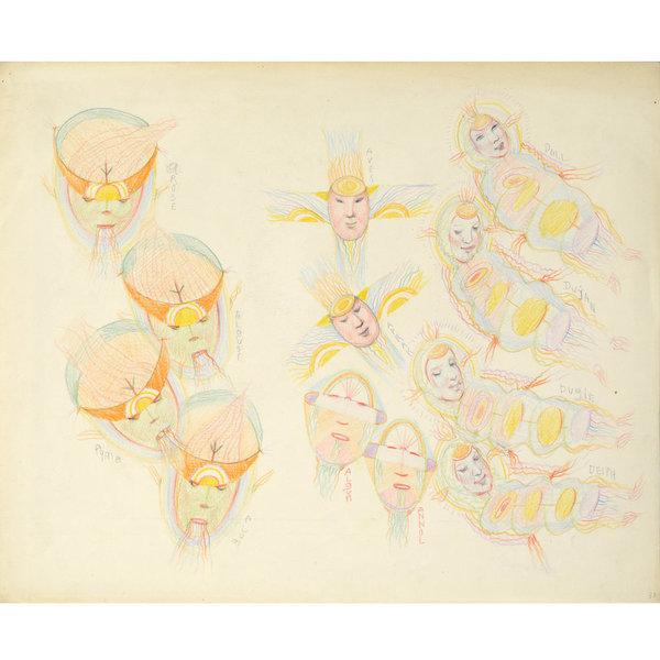 Nina Karasek (Joële), Untitled, 1930's