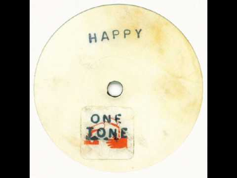 "Unknown artist - Happy / Sad - One Tone - UK indie 7"" EP"
