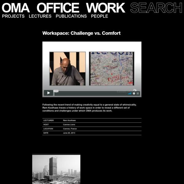 Workspace: Challenge vs. Comfort