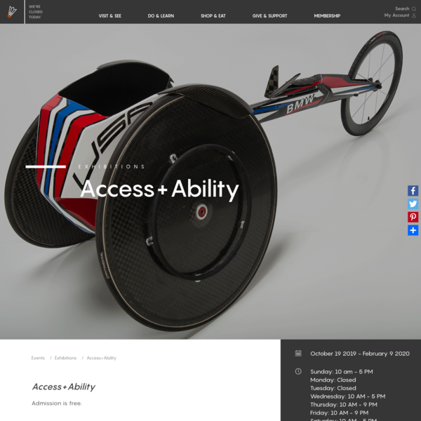Access+Ability | Nelson Atkins